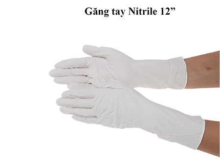 Găng tay nitrile 12'' Top Gloves